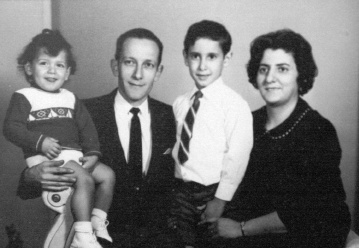 The Hatzis Family 1969